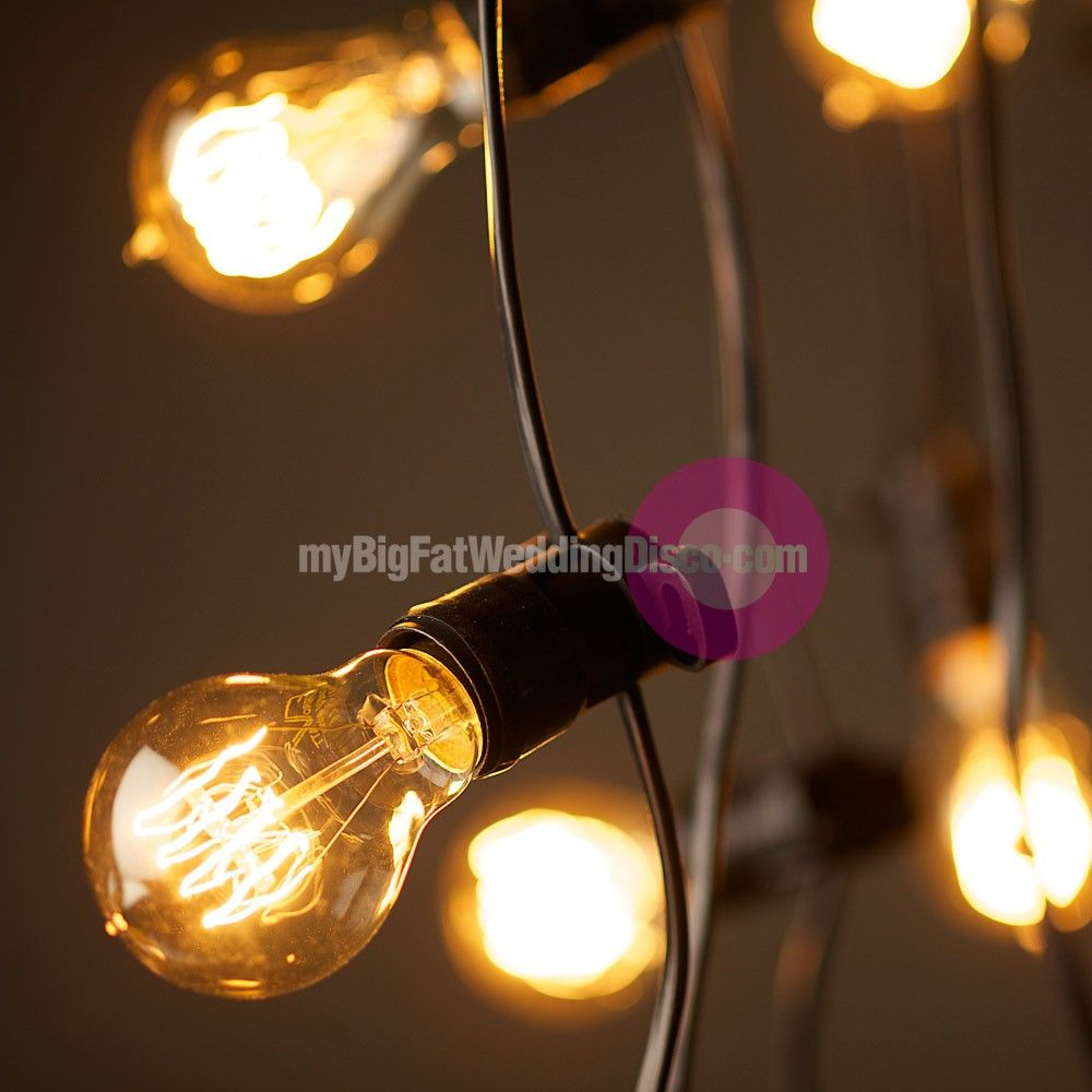 Festoon lighting hire mybigfatweddingdisco festoon lighting hire aloadofball Choice Image