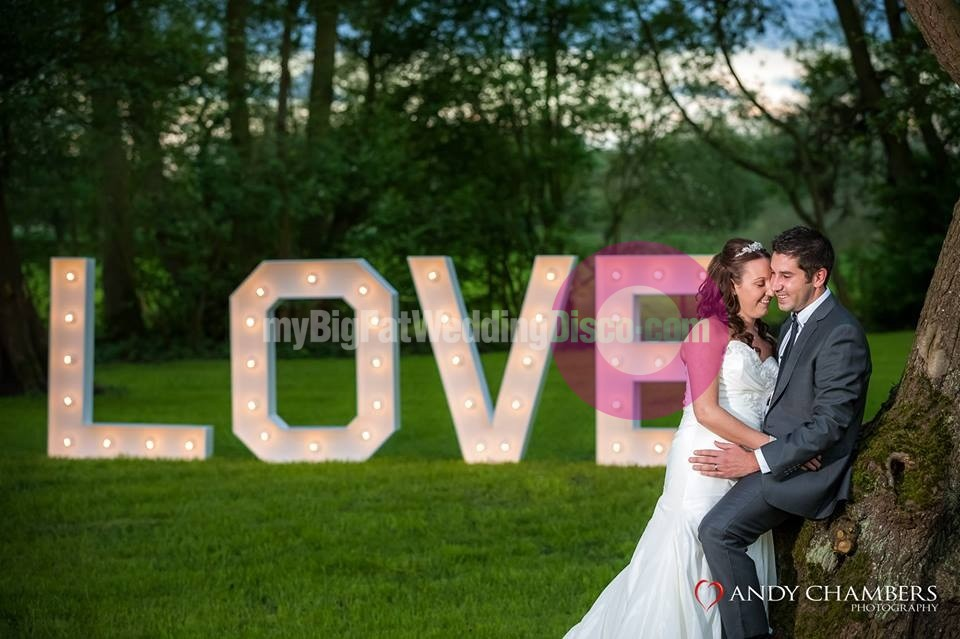 large love letters for wedding